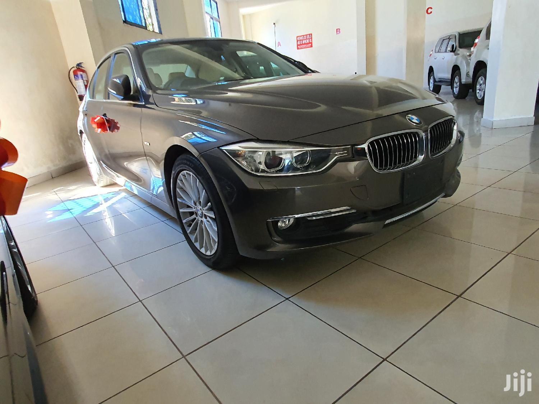 BMW 320i 2013 Gray | Cars for sale in Mvita, Mombasa, Kenya