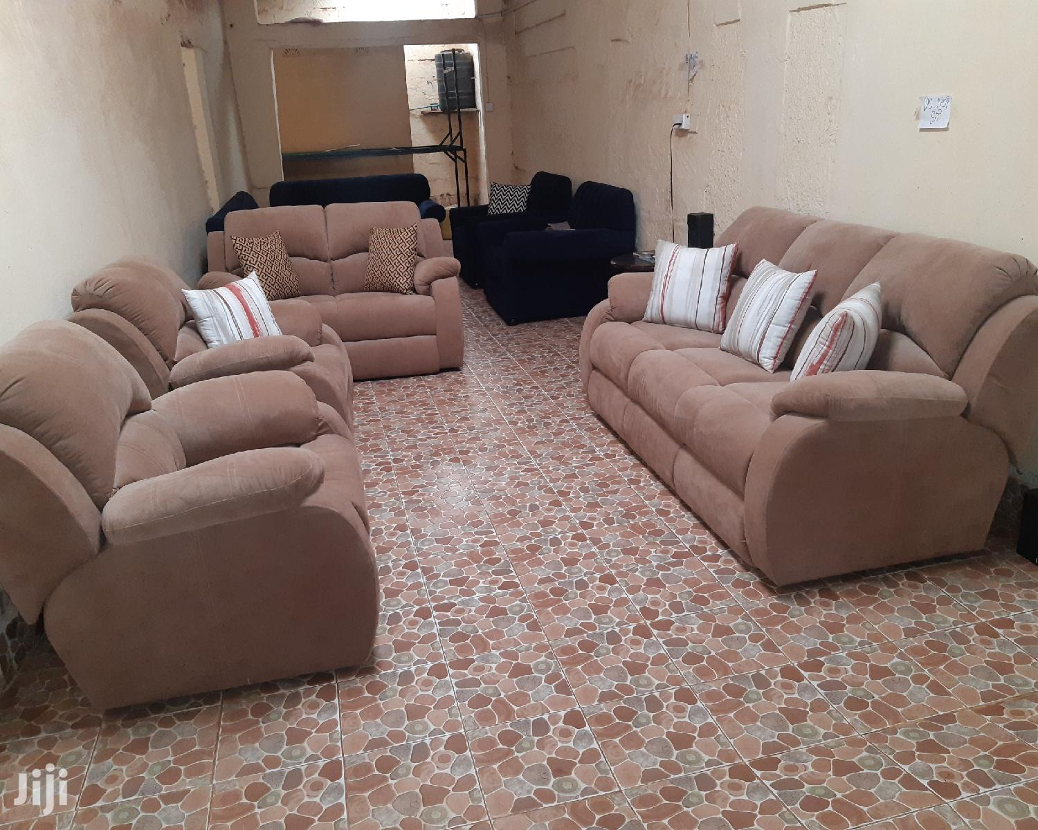 Archive: A 7 Seater Sofa
