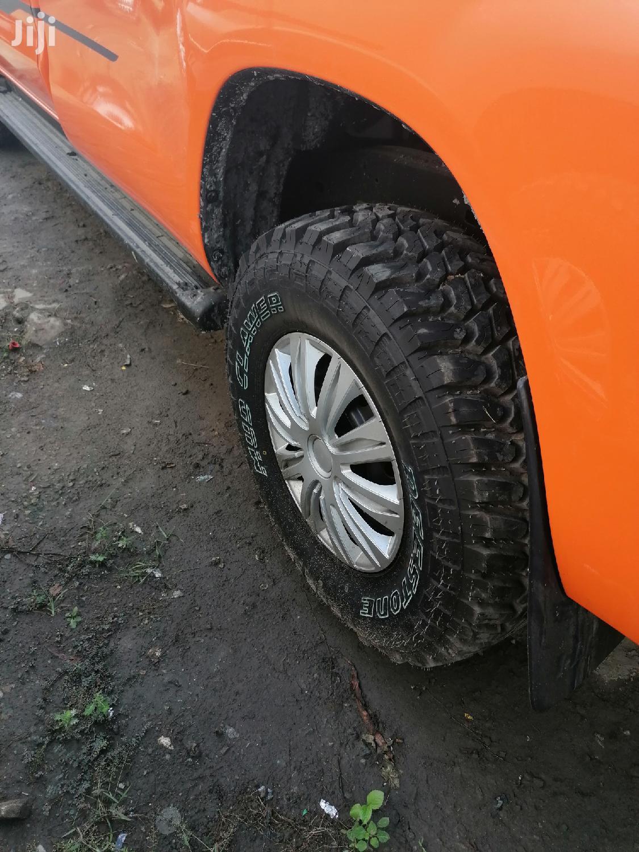 Toyota Hilux 2013 Orange   Cars for sale in Mvita, Mombasa, Kenya