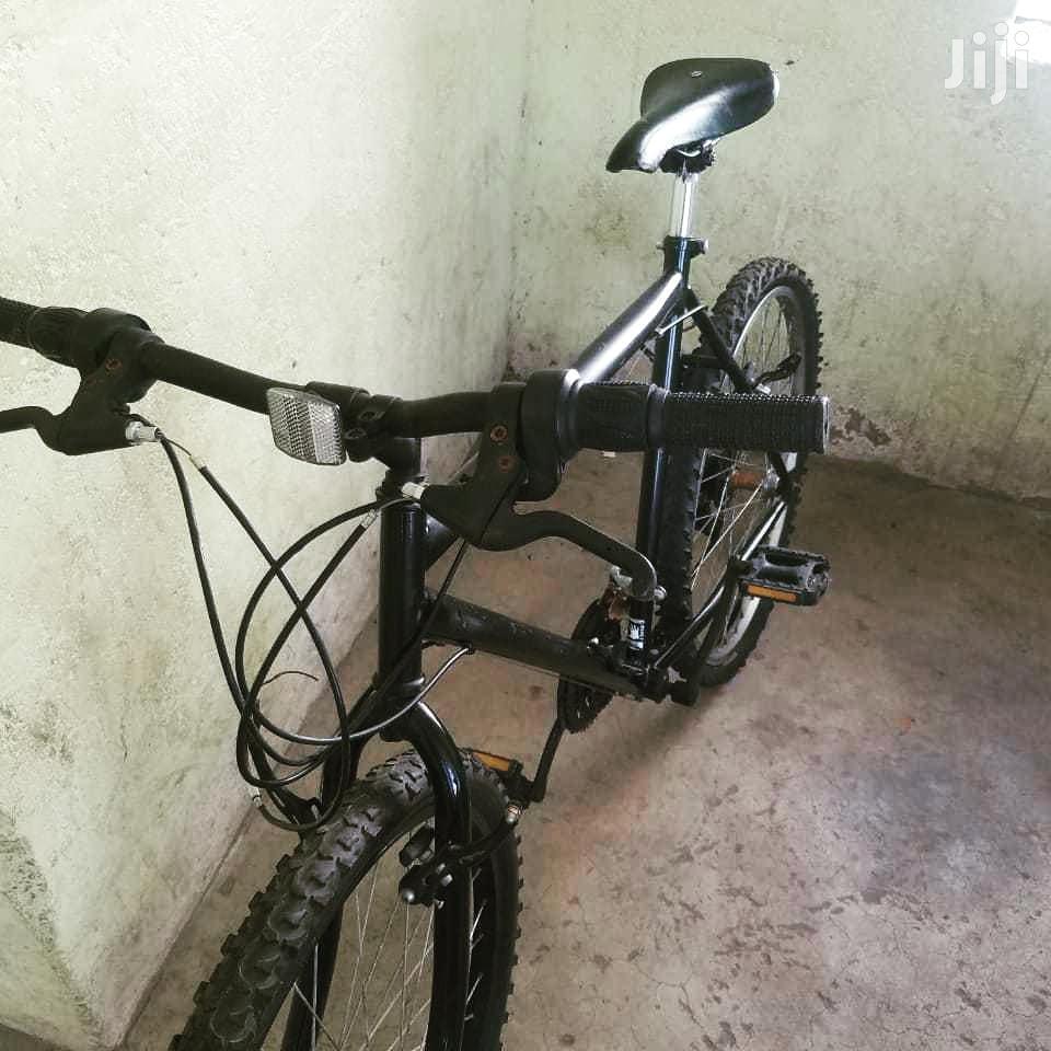 Ex-Uk Bike