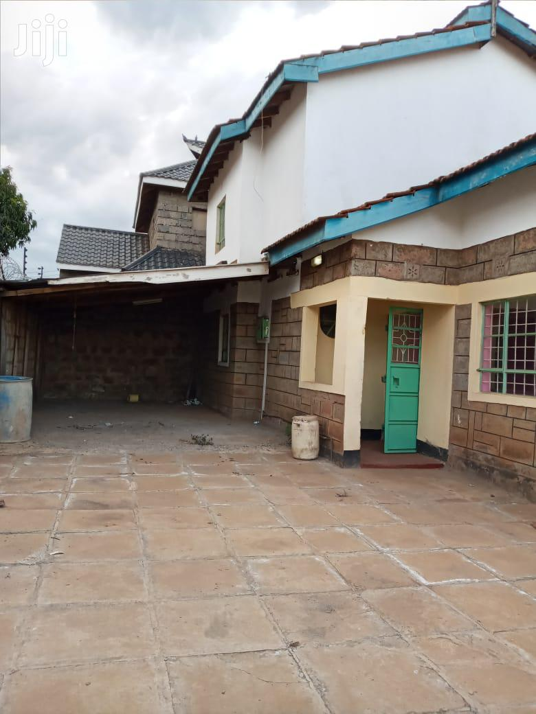 Archive: 4 Bedroom Own Compound At Kimbo Thika Rd