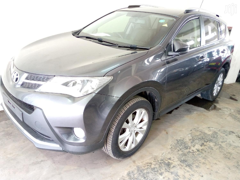 Toyota RAV4 2014 Gray   Cars for sale in Mvita, Mombasa, Kenya