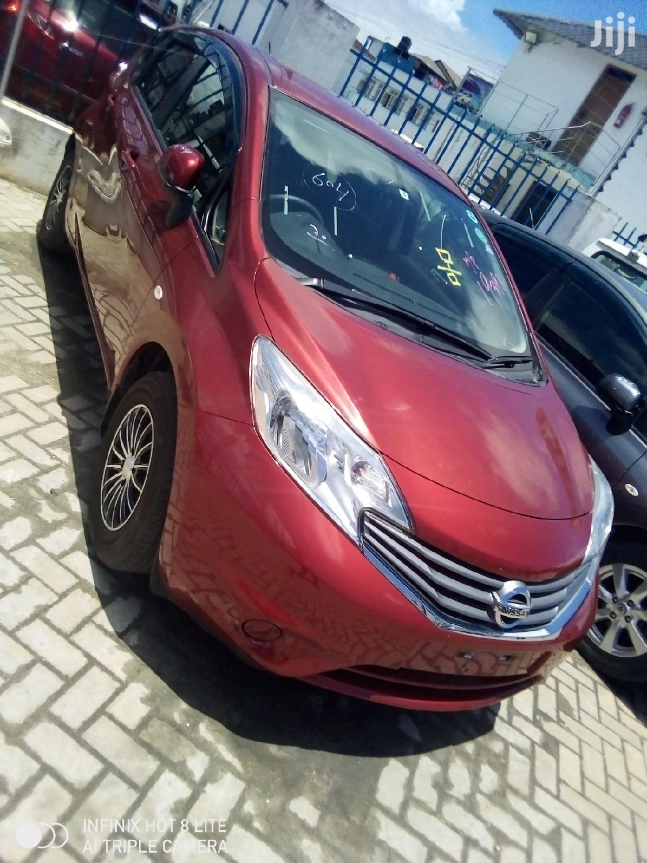 Nissan Note 2013 Red   Cars for sale in Mvita, Mombasa, Kenya