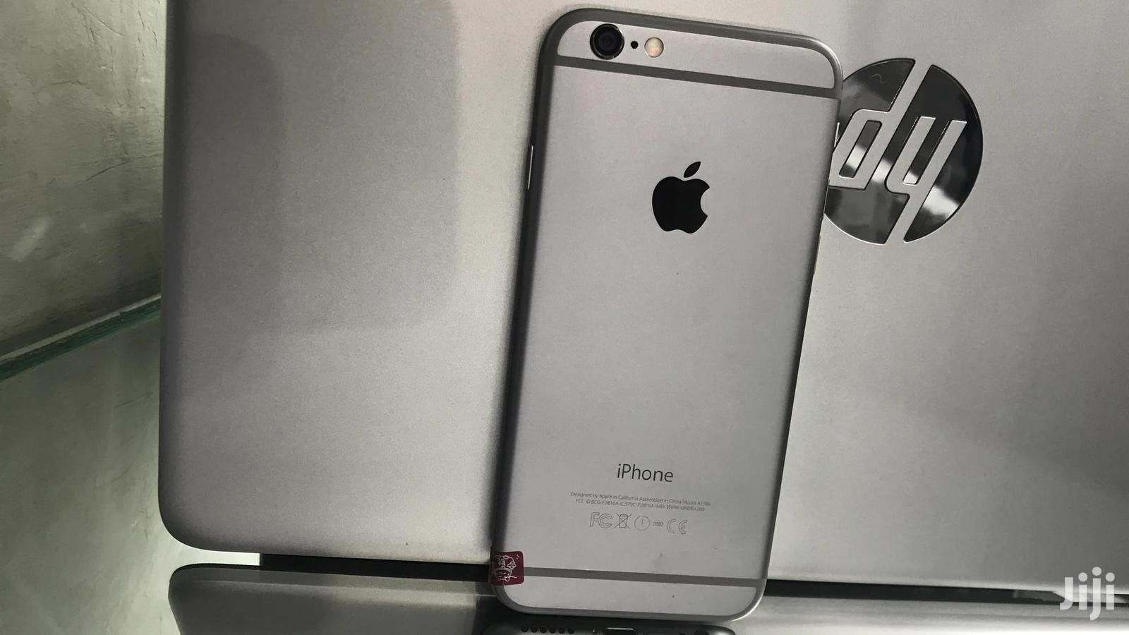 Archive: Apple iPhone 6 16 GB Silver For Sale