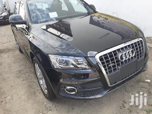 Audi Q5 2013 Black | Cars for sale in Mombasa, Mvita