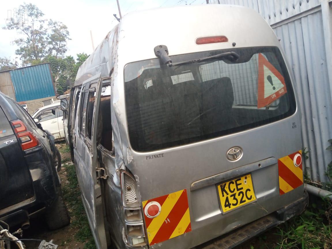 Toyota Hiace   Buses & Microbuses for sale in Kilimani, Nairobi, Kenya