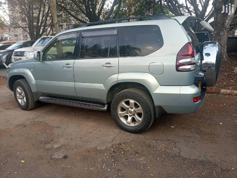 Toyota Land Cruiser Prado 2004 Green | Cars for sale in Lavington, Nairobi, Kenya
