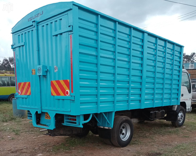 Archive: Isuzu Npr (2017) Blue For Sale