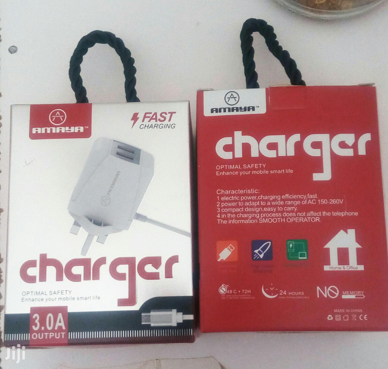 Amaya Fast Charging Charger