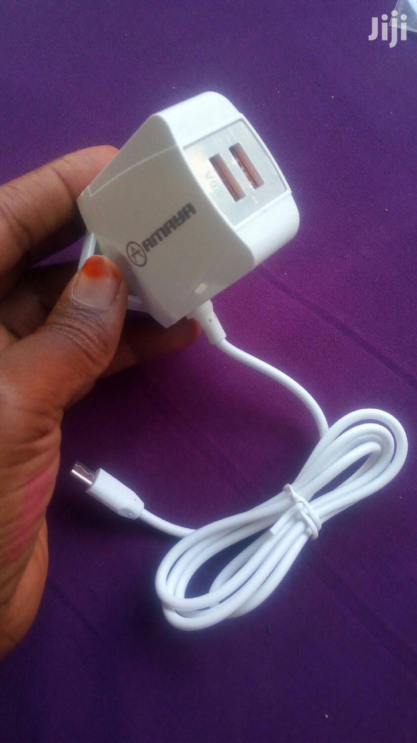 Amaya Fast Charging Charger | Accessories for Mobile Phones & Tablets for sale in Kahawa, Nairobi, Kenya