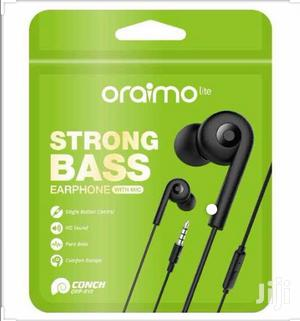 Oraimo Earphones | Accessories for Mobile Phones & Tablets for sale in Nairobi, Kahawa