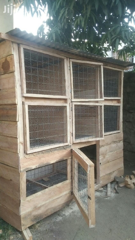 Chicken Cage, Nyumba Ya Kuku
