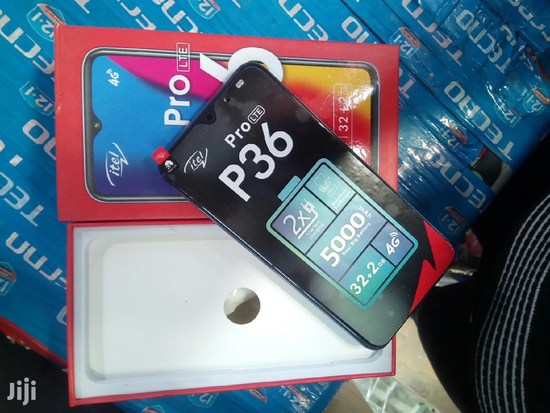 Itel P36 Pro 32 GB Blue