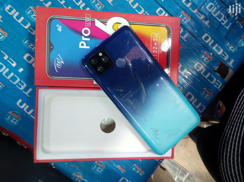Itel P36 Pro 32 GB Blue | Mobile Phones for sale in Nairobi Central, Nairobi, Kenya