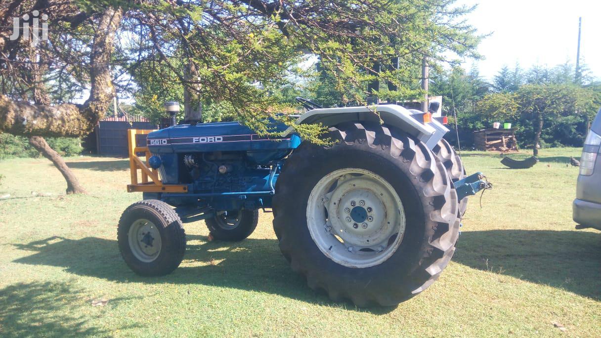 Ford 5610 Tractor 1986 Blue For Sale | Heavy Equipment for sale in Eldoret CBD, Uasin Gishu, Kenya