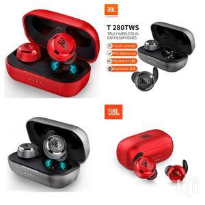 JBL T280 TWS Wireless Bluetooth Headset   Headphones for sale in Nairobi, Nairobi Central