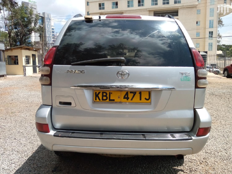 Toyota Land Cruiser Prado 2004 Silver | Cars for sale in Nairobi Central, Nairobi, Kenya