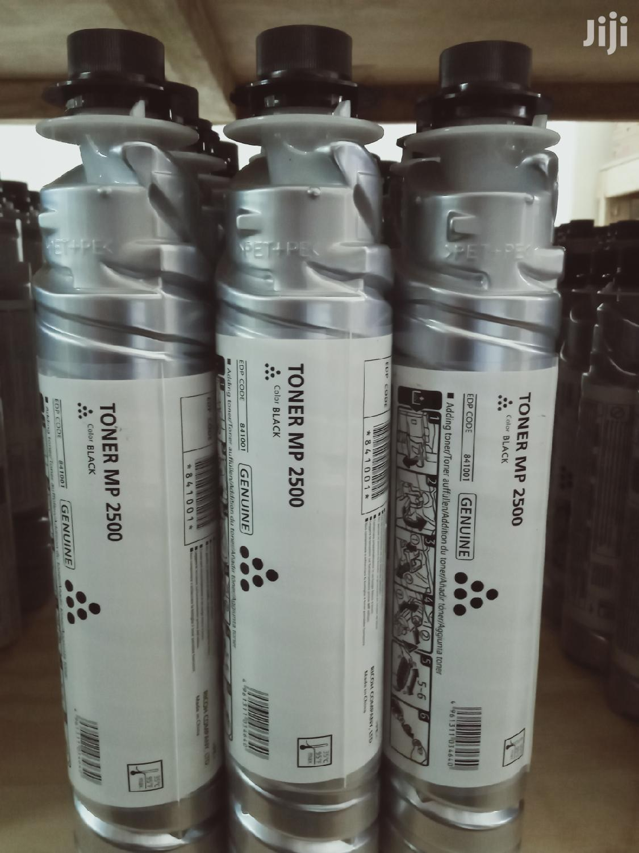 Ricoh MP 2500 Genuine Quality Cartridges