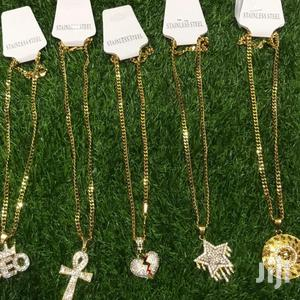 Iced Cuban Chains   Jewelry for sale in Nairobi, Nairobi Central