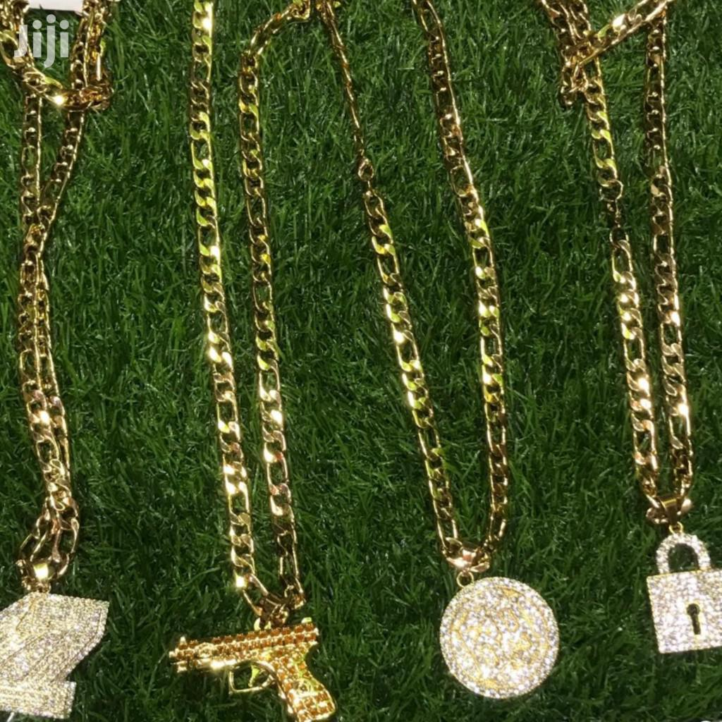 Iced Cuban Chains
