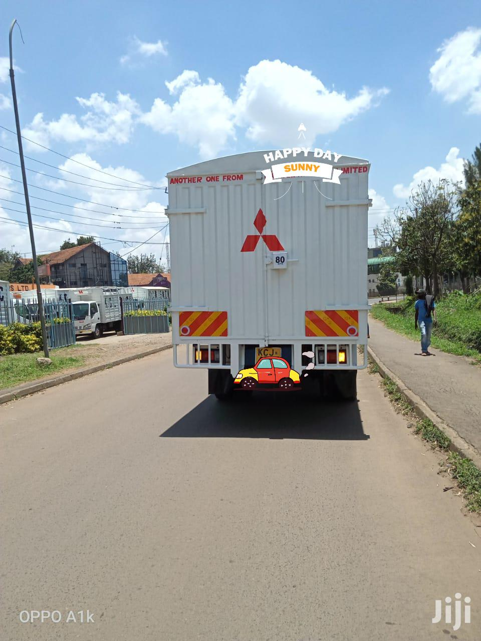 KCJ Mitsubishi FH on Sale   Trucks & Trailers for sale in Nairobi Central, Nairobi, Kenya