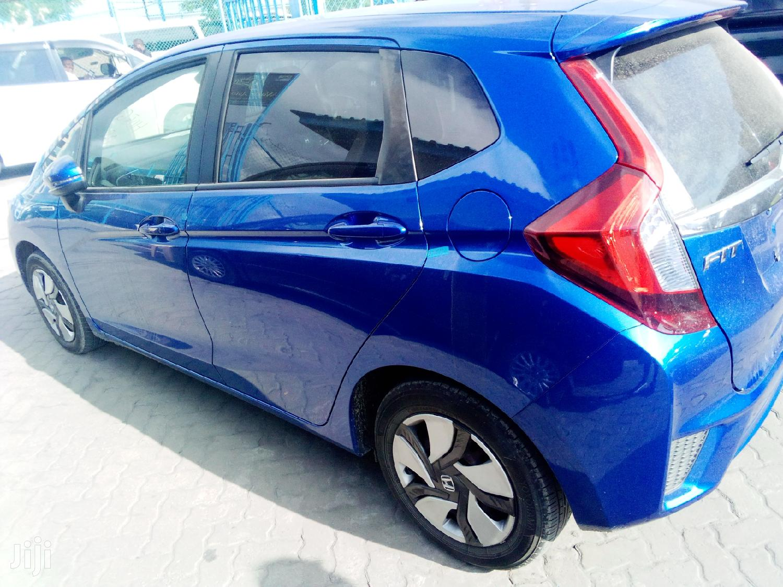 Honda Fit 2014 Blue   Cars for sale in Kisauni, Mombasa, Kenya