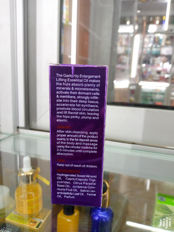 Aichum Beauty Garlic Hip And Butt Enlargement Oil | Sexual Wellness for sale in Nairobi Central, Nairobi, Kenya