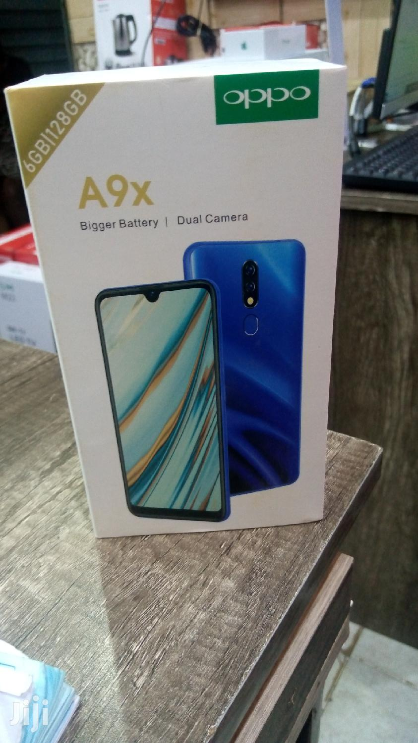 Archive: Oppo A9x 128 GB Black