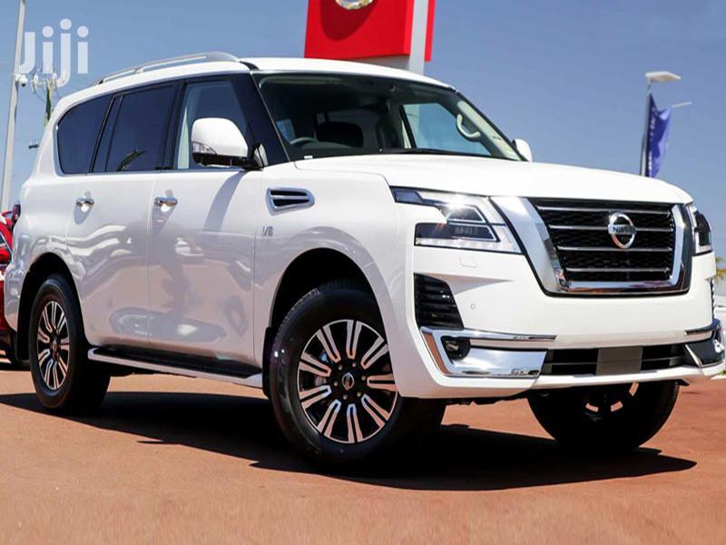 Archive: New Nissan Patrol 2020 White