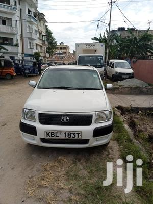 Toyota Succeed 2007 White | Cars for sale in Mombasa, Kisauni