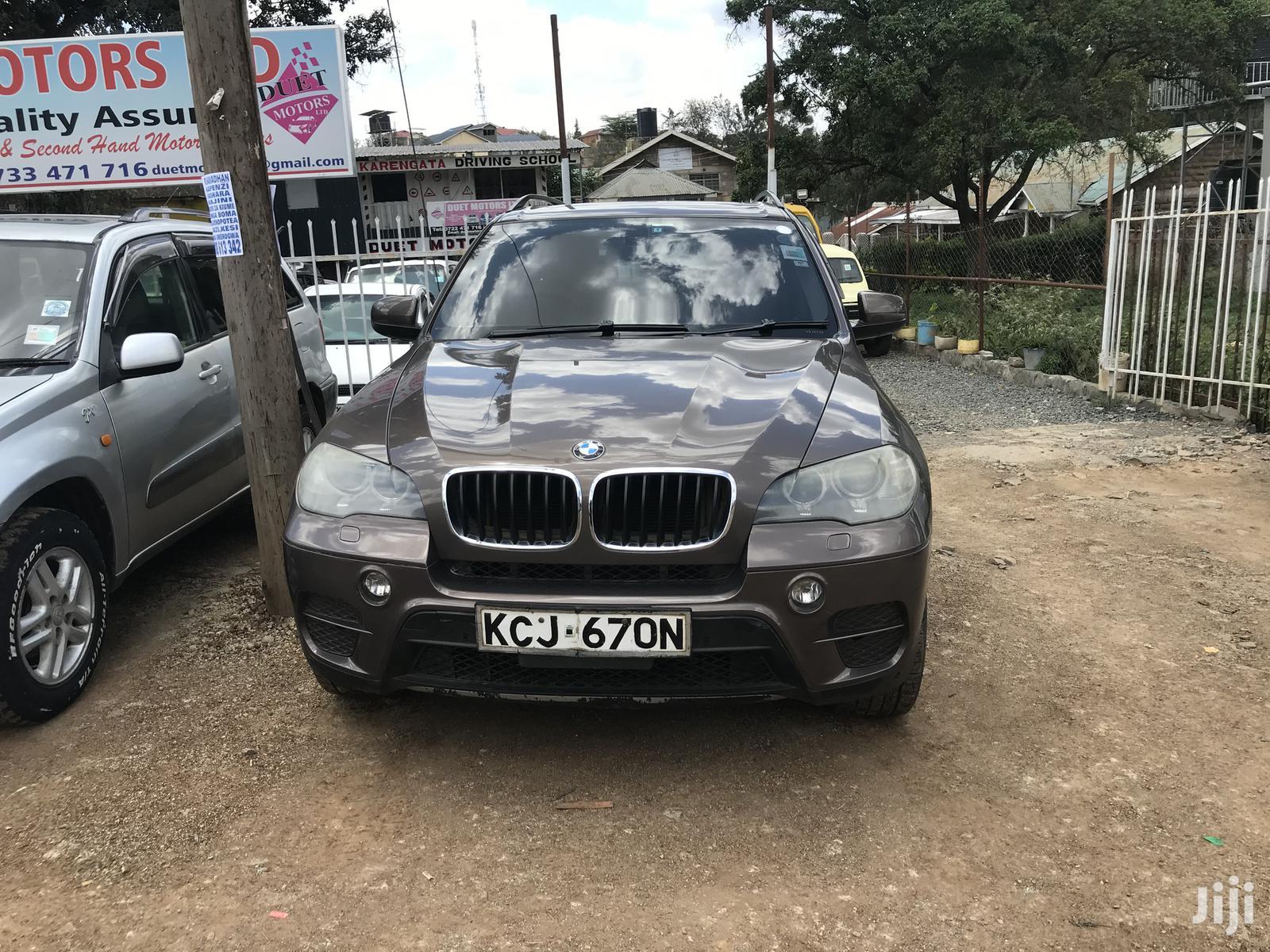 Archive: BMW X5 2009 Gray