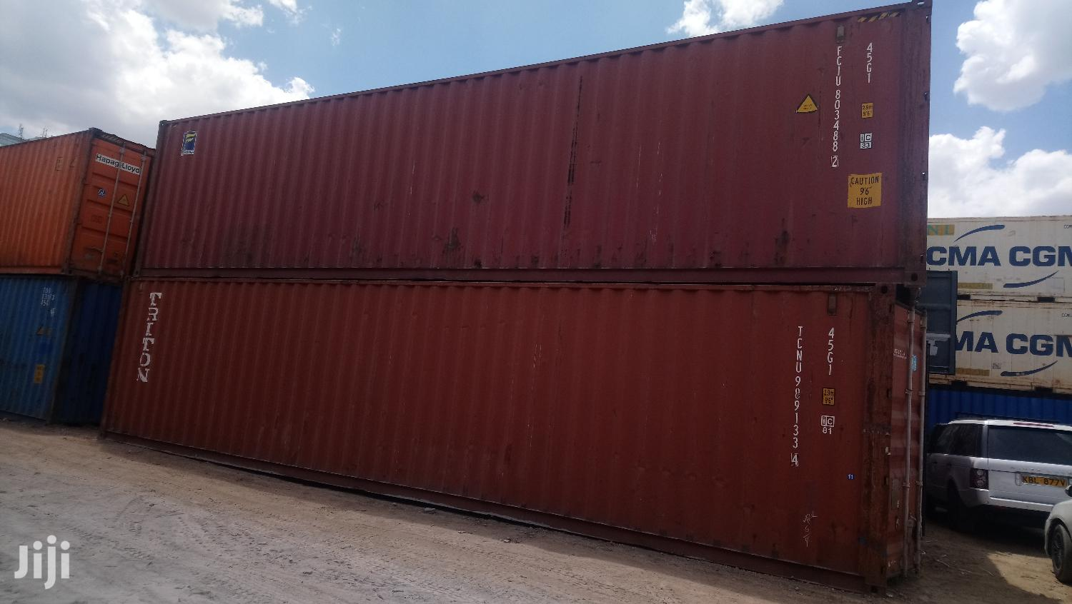 Archive: Shipping Containers .