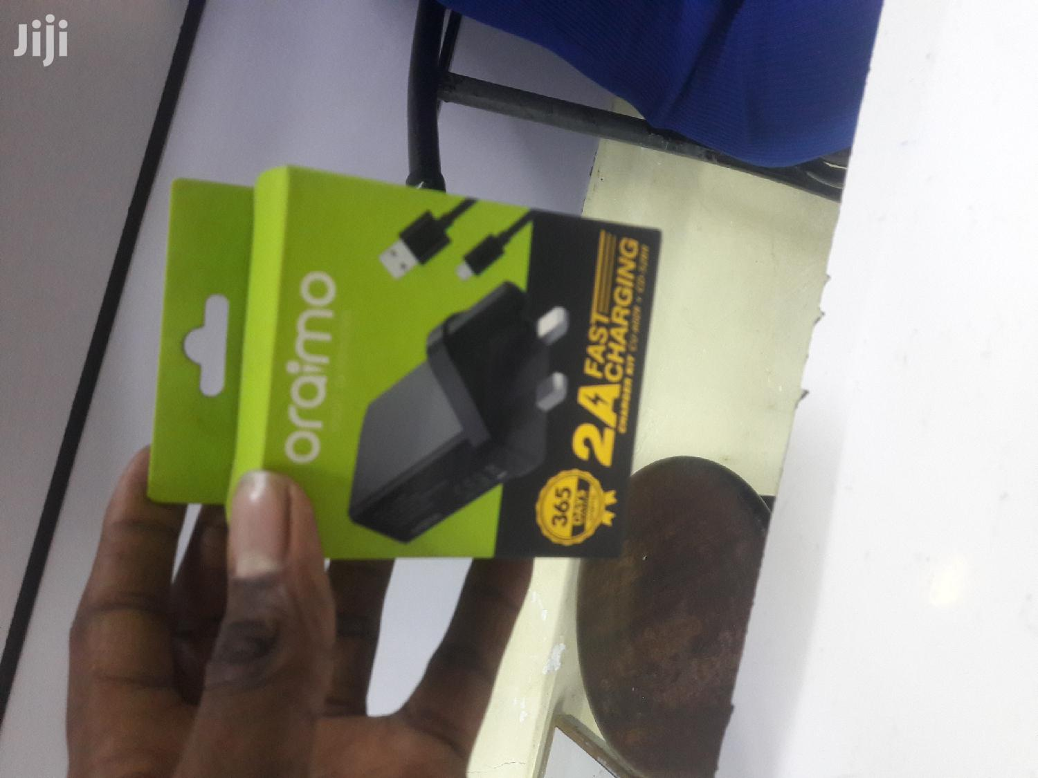 Archive: Oraimo Charger