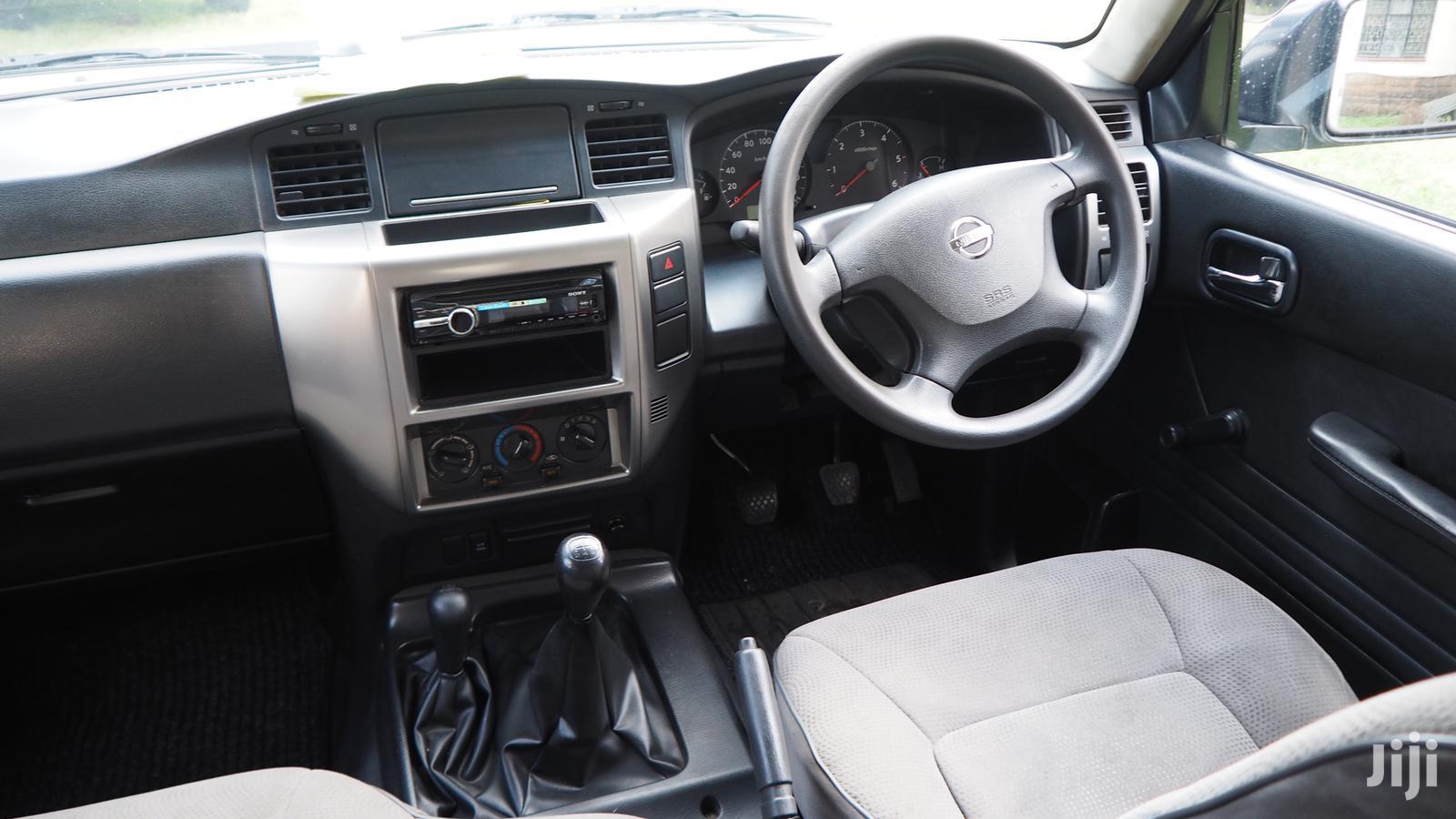 Archive: Nissan Patrol 2010 White