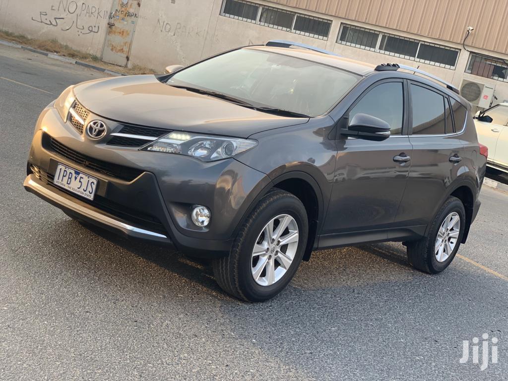 Toyota RAV4 2013 Gray