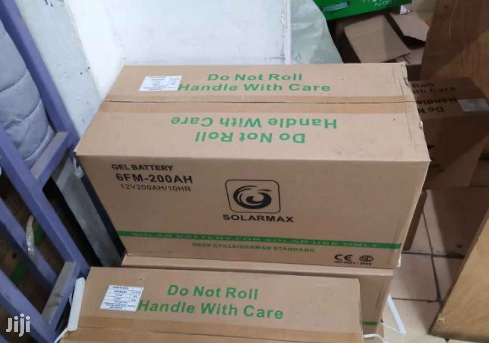 Deep Cycle Battery-200ah/12V/6fm/10hr