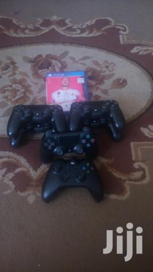 Ps4 Controllers, Xbox One Controller And Fifa 20 Playstation | Video Game Consoles for sale in Nairobi, Kariobangi