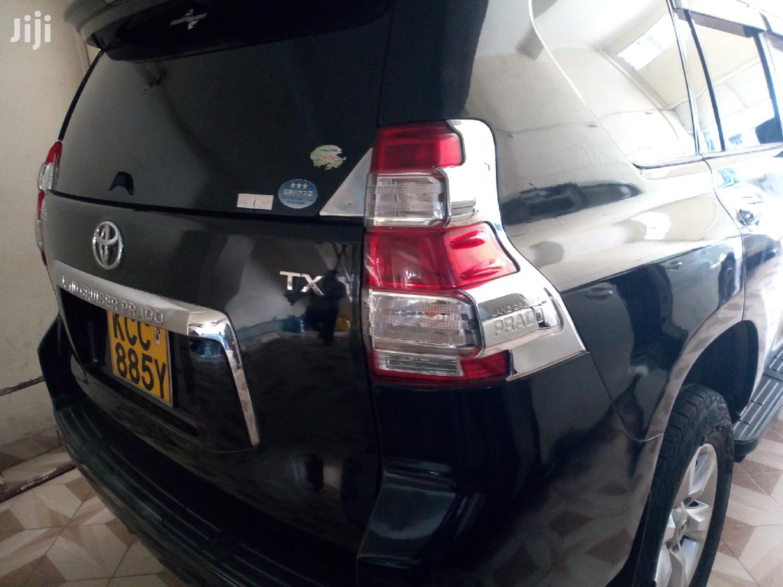 Toyota Land Cruiser Prado 2011 Black | Cars for sale in Mvita, Mombasa, Kenya