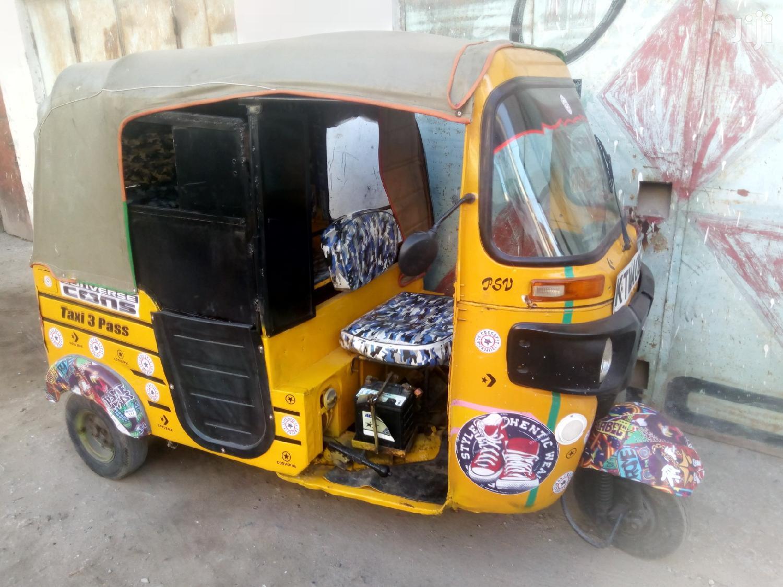 Bajaj RE 2016 Yellow | Motorcycles & Scooters for sale in Tudor, Mombasa, Kenya