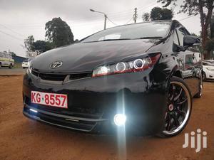 Toyota Wish 2012 Black | Cars for sale in Nyali, Ziwa la Ngombe