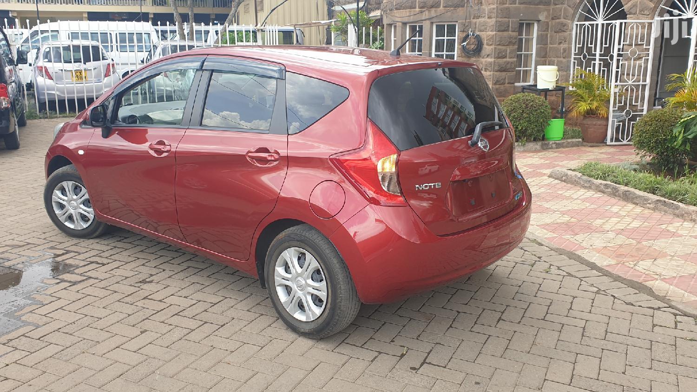 Nissan Note 2013 Red | Cars for sale in Kilimani, Nairobi, Kenya