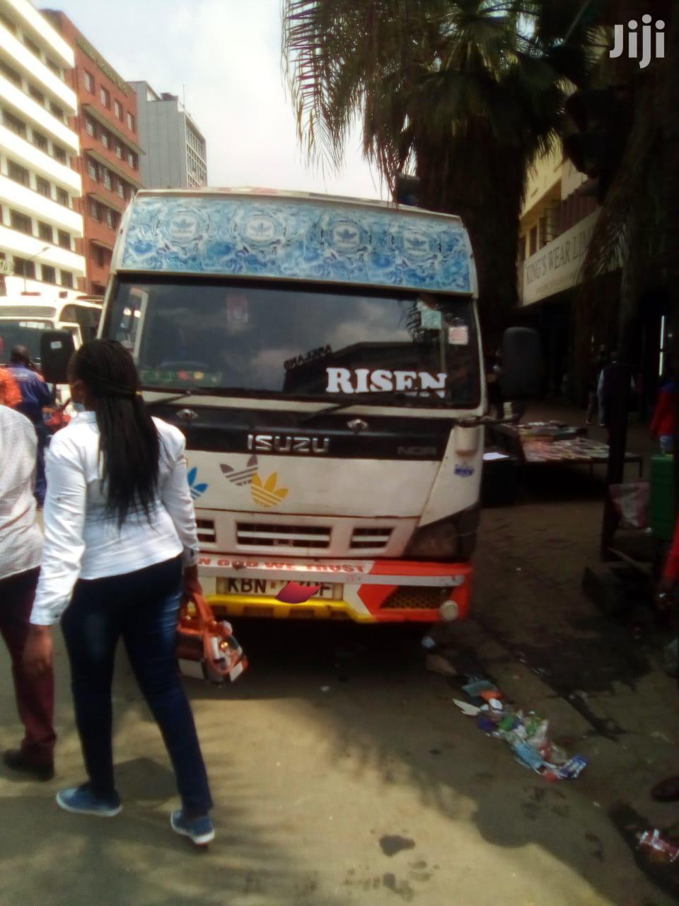 Quick Sale Isuzu NQR