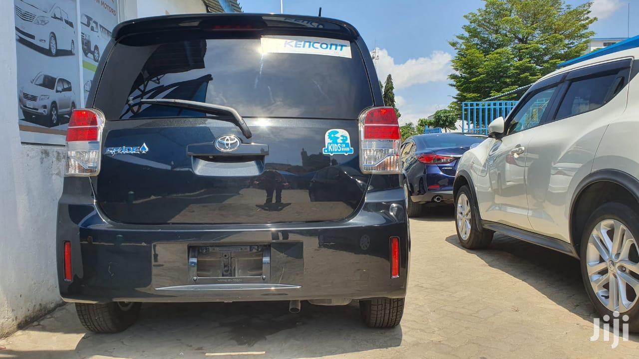 Toyota Spade 2013 Black | Cars for sale in Nyali, Mombasa, Kenya
