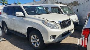 Toyota Land Cruiser Prado 2013 White   Cars for sale in Mombasa, Kisauni