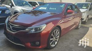 Toyota Mark X 2013 Red   Cars for sale in Mombasa, Tudor