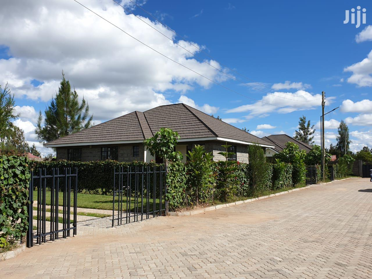 Three Bedroom's Bungalow For Sale