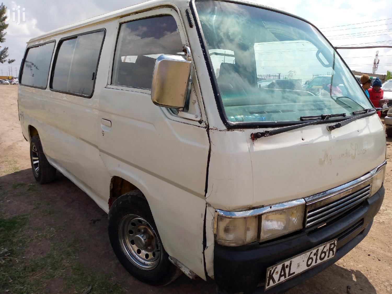 Nissan Commercial 1990 White | Buses & Microbuses for sale in Umoja II, Umoja I, Kenya
