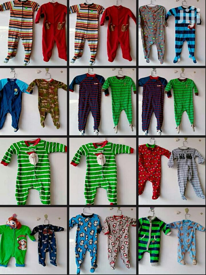 Archive: Warm Baby Rompers