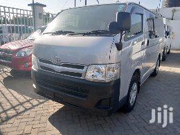Toyota Hiace 2013 Silver | Buses & Microbuses for sale in Nyali, Ziwa la Ngombe