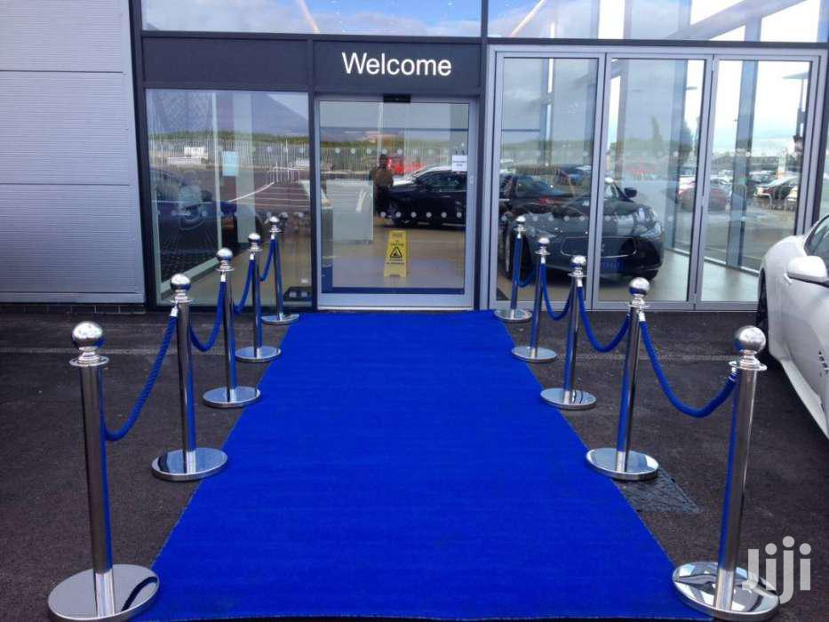 Archive: Stanchion,Walkway Carpets For Hire